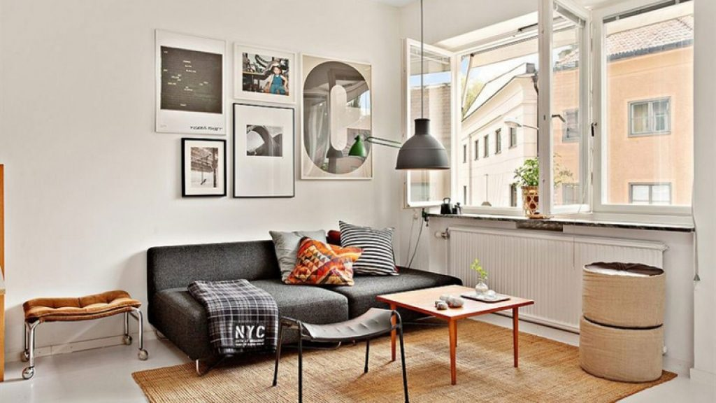 How To Decorate A Small Apartment Red Hawk Resources